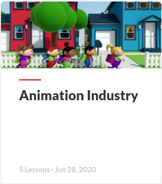 Mogul Academy 04 - Animation Industry