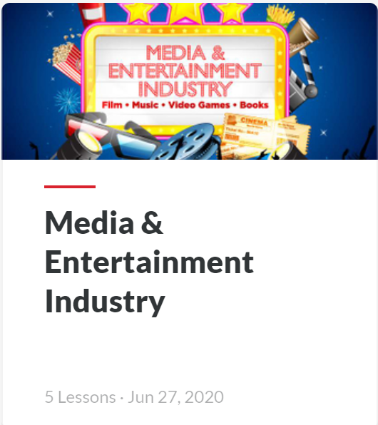 Mogul Academy 09 - Media & Entertainment Industry