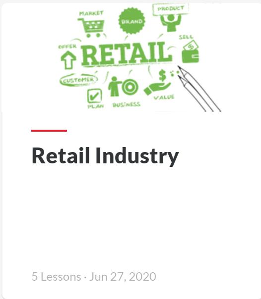 Mogul Academy 13 - Retail Industry
