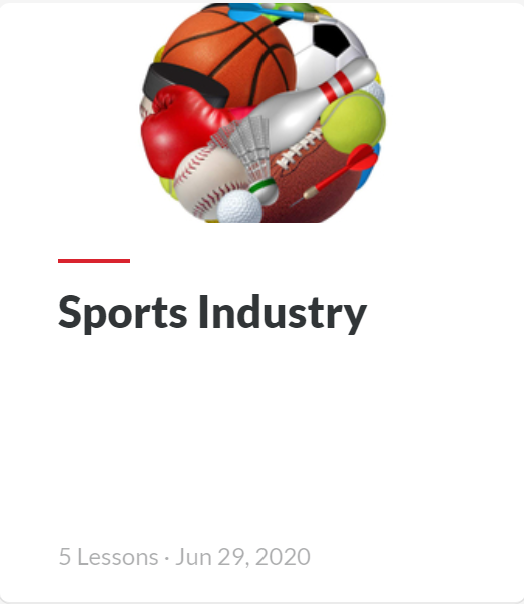 Mogul Academy 15 - Sports Industry