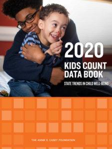 2020 Kids Count Data Book Image
