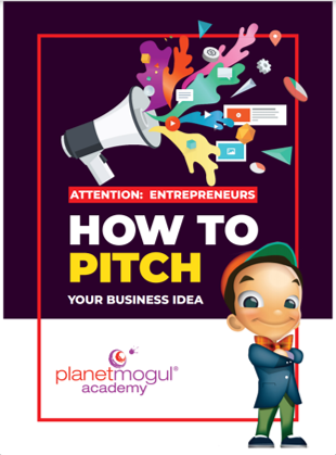 Link to the How to Pitch Mini Workbook